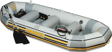 intex main1 Intex Boats!  Mariner Inflatable Boat Review
