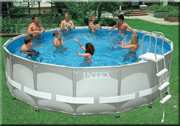 3 intex above ground pools that you shouldn 39 t ignore. Black Bedroom Furniture Sets. Home Design Ideas