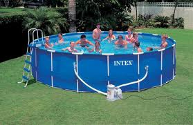 intex above ground pools - Intex Pools