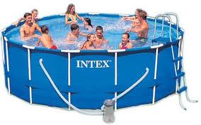 Intex Above Ground Swimming Pool Review